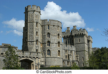 Windsor Castle 2 - Windsor castle one of the official...