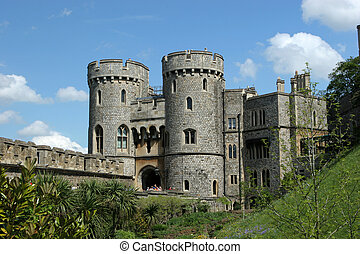 Windsor Castle 3 - Windsor Castle one of the official...