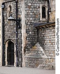 windsor castle doorway