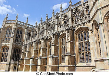 Windsor Castle - The working castle of the Queen of England...