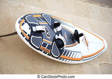 windsurf, tábua