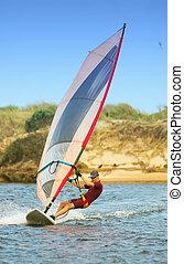 windsurfer, 01