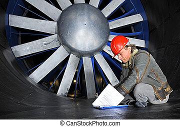 windtunnel, エンジニア
