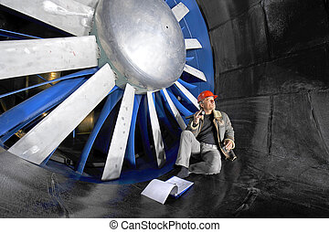 Windtunnel engineer