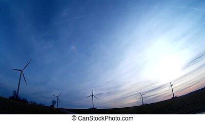 Windturbine / Wind Power