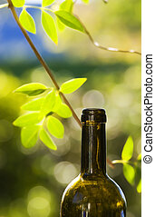 Wine and Vine - Sunshine and wine - an afternoon drinking in...