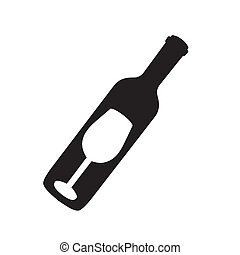 wine bottle design