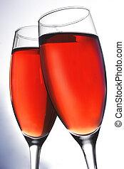 Wine Cheers - Rose wine cheers