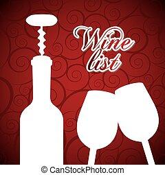 wine design