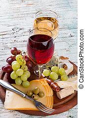 wine, drink