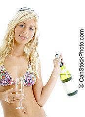 wine girl #2