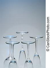 Wine Glass Bottoms
