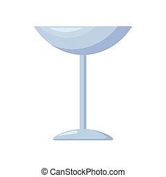 wine glass vintage utensil style