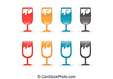 Wine Goblet Colors