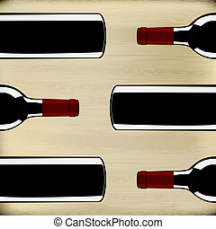 Wine Menu Template