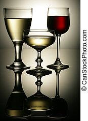 Wine Arrangement