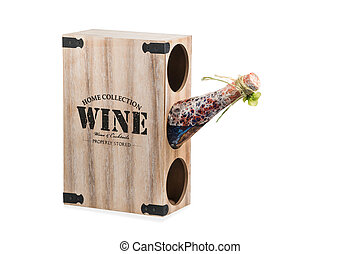 Wine storage box