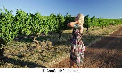 Wine tasting Western Australia - Scenic landscape of...
