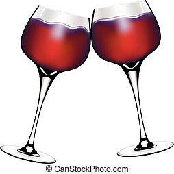 Wine Toast.eps