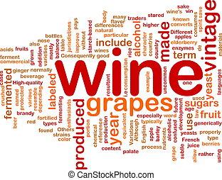 Wine vintage background concept - Background concept ...