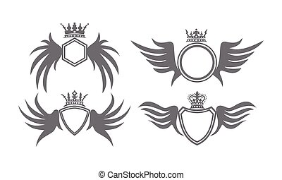 Wing Shield Crown Collection