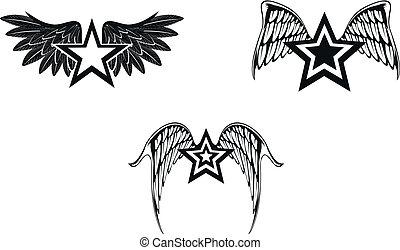 winged, estrela, set02