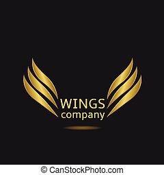 wings, логотип