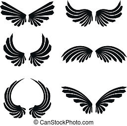 wings set pack5