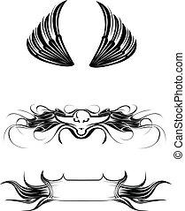 Wings, signs