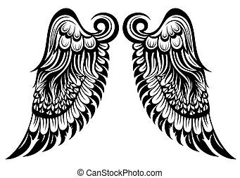 Wings - Tattoo wings