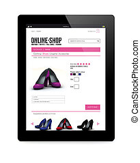winkel, pc, tablet, online