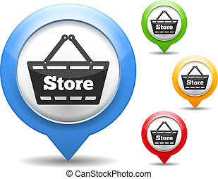 winkel, pictogram
