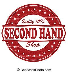 winkel, tweede hand