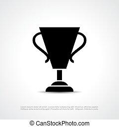 winnaar, kop