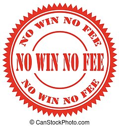 winnen, nee, honorarium