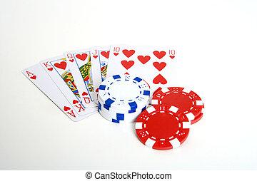 winnende hand