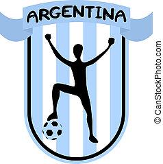 Winner Argentina - Creative design of winner argentina