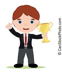 winner champion men