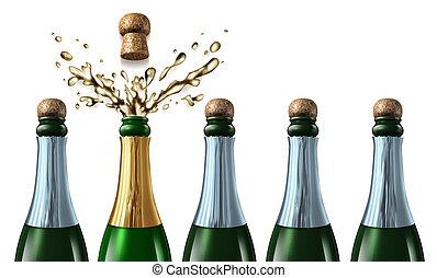 Winning Bid - Winning bid and new contract success as a...
