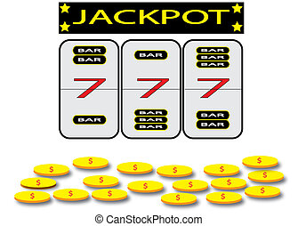 Winning Jackpot Spin