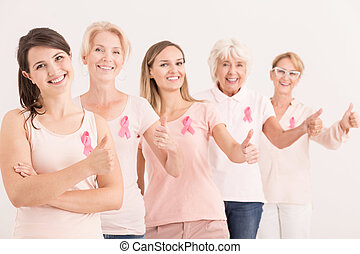 Winning with breast cancer