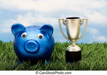 Winning with Your Savings