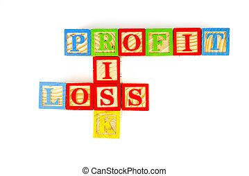 winst, verlies, verantwoordelijkheid