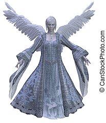 Winter Angel - 1