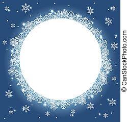 winter background 3
