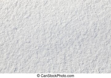 Winter background texture with snow