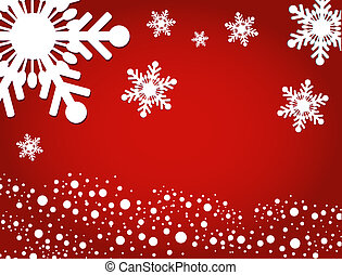 Winter background - Winter themed background