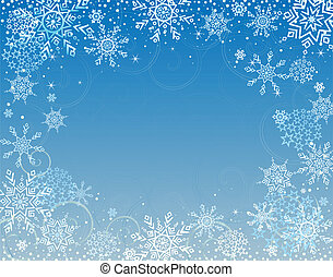 Winter blue card