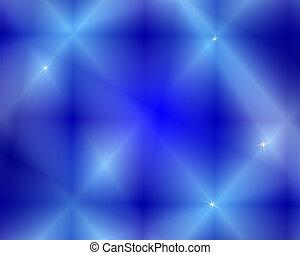 Winter Blue Tile