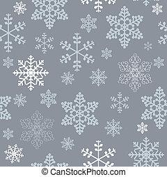 Winter christmas new year seamless pattern /beautiful ...